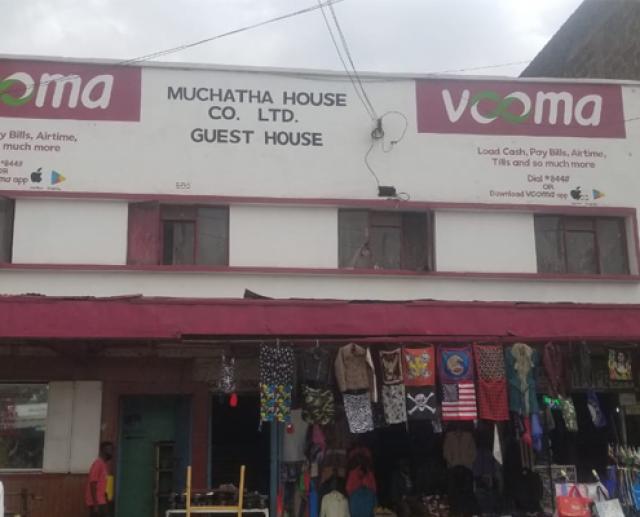 MUCHATHA HOUSE CO.LTD